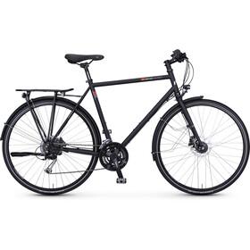 vsf fahrradmanufaktur T-50 Touring Bike Diamond Alivio 24-Speed Disc black